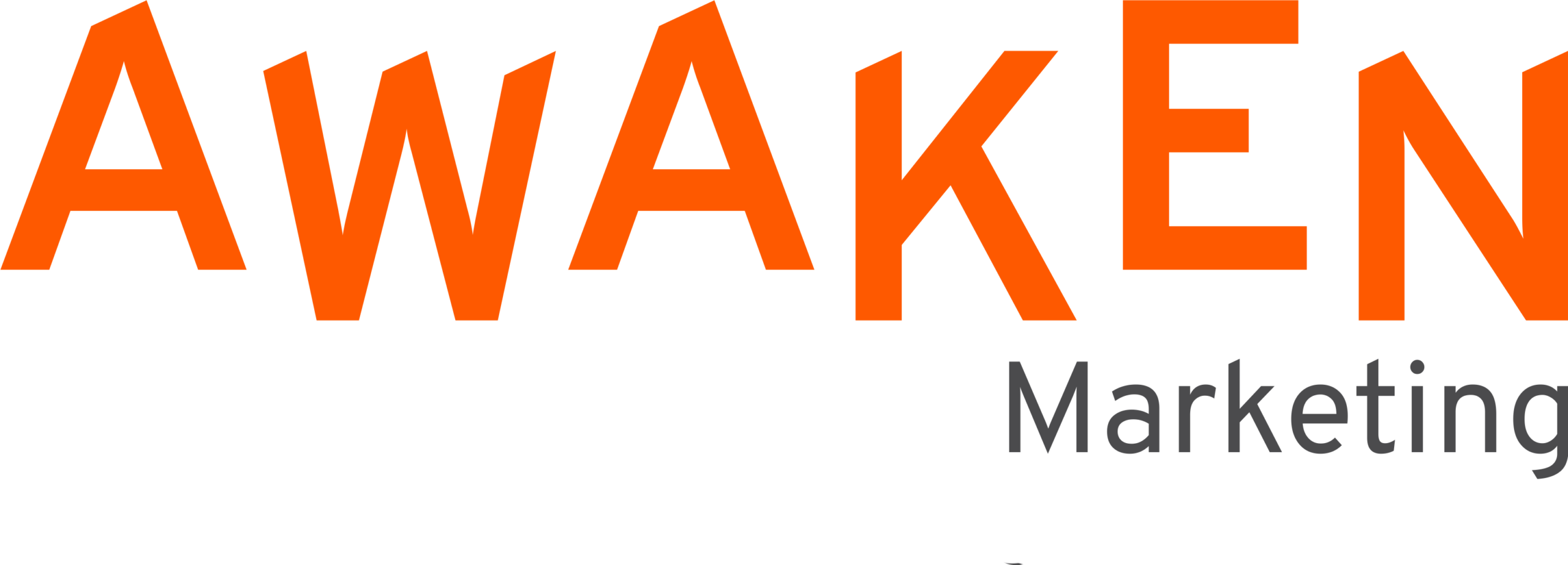 logo awaken marketing