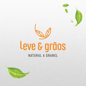 capa leve & grãos marketing